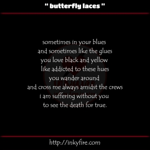 butterfly-laces
